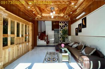 Bán căn nhà mini phố full nội thất sang trọng, 1 sẹc hẻm thông 7m đường Lê Đức Thọ p6, Gò Vấp