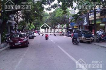 Bán nhà mặt phố Nguyễn Khang, Cầu Giấy. DT 84m2 x 8 tầng, MT 6,1m, thang máy, SĐCC