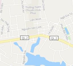 Bán đất khu D Nam Đầm Vạc, Khai Quang, Vĩnh Yên, hướng Đông. Giá 1,38 tỷ