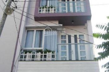 Bán nhà MT vị trí vàng 91 Võ Thị Sáu, Quận 3, DT 5x15m, kết cấu trệt 4 lầu. Giá bán 32 tỷ