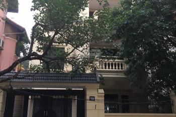Cho thuê nhà riêng ngõ 4 phố Đặng Văn Ngữ 100m2 x 3T, MT 5.5m, ngõ 2 oto, giá 35 triệu/tháng