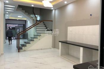 Cho thuê nhà mới đẹp ở làm VP công ty, đường số gần Lâm Văn Bền, 4x20m, 2 lầu, LH 0942888118