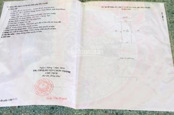 Bán đất mặt tiền Nguyễn Văn Linh rộng 43m Chơn Thành, Bình Phước