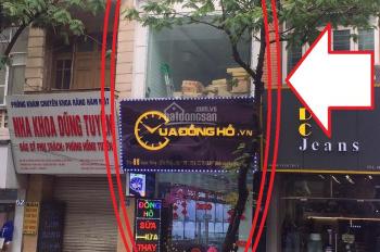 Chính chủ bán căn nhà kinh doanh mặt phố Xuân Thủy, cam kết thuê lại 40 triệu/tháng. LH: 0332524592