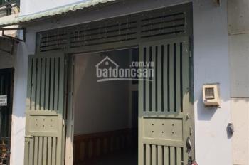 Bán nhà xinh 4x10m hẻm bê tông 5m thông, gần UBND P. Tân Chánh Hiệp, Quận 12