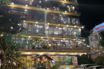 Mặt phố Trần Duy Hưng, 112m2 x 5T, mặt tiền 7m, Thông sàn, ốp kính, vị trí đẹp. LH: 097 347 6748