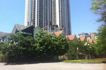 Cho thuê nhà liền kề Văn Quán, gần đường đôi Nguyễn Khuyến, 100m2 x 4 tầng, mặt tiền 8m. Giá 26tr