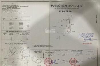 Bán đất 2 mặt tiền xã Tân Quý Tây, Bình Chánh, DT 5m x 26m, hẻm 5m