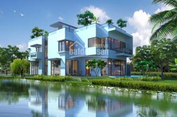 Bán gấp lô đất biệt thự nghỉ dưỡng 1000m2 mặt sông SG. 39 tỷ