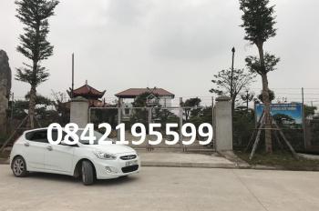 Chính chủ bán đất khu F gần cầu, mặt sông 1300m2 giá dưới 6tr/m2, LH A Lộc 0842.195.599