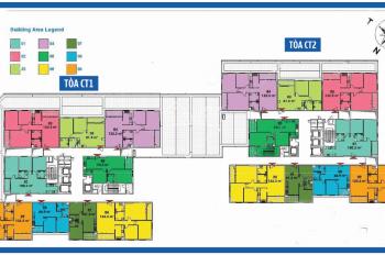 Cần bán gấp CH Ban cơ yếu Chính phủ căn 1603, DT: 82m2, giá 30tr/m2. LH chính chủ 0933269345