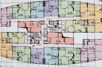 Chính chủ trực tiếp bán căn 1211 chung cư CT2 Yên Nghĩa, DT 69.85m2, giá 13tr/m2, có sổ. 0979584600