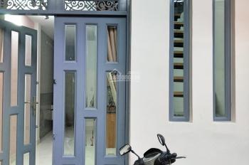 Bán nhà phố 2 tầng gần đại lộ Võ Văn Kiệt, An Dương Vương, Q8, SHR, giá 2.35 tỷ. LH: 0982.404.119