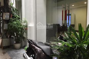 Bán gấp nhà mặt phố Lạc Long Quân, DT 50m2x7 tầng, thang máy, MT 5.1m, giá 11 tỷ quận Tây Hồ