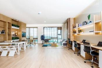 Cho thuê officetel Charmington La Pointe DT 90m2 chỉ 26tr/tháng