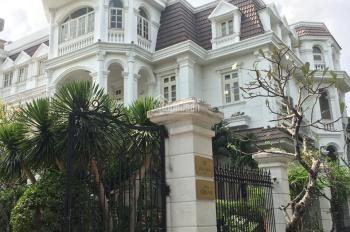 Bán villa ngay mặt tiền Nguyễn Văn Trỗi, PN, siêu sang, 10.5x17m vuông vức, 1T, 3 lầu, gara ô tô