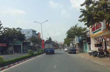 Cho thuê nhà MT Phú Lợi, Thủ Dầu Một, cách ngã 4 Chợ Đình 250m. Đối diện xéo NH HSBC, 10mx20m