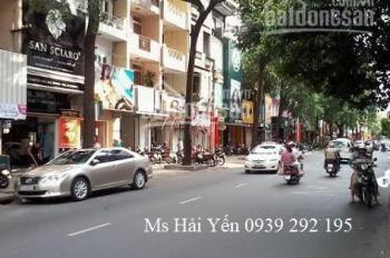 Bán nhà MT vị trí vàng Lý Tự Trọng, phường Bến Nghé, Quận 1, 4x18m, giá 59 tỷ. LH 093 - 9292 - 195
