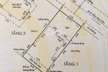 Bán biệt thự cao cấp gần Giga Mall, 10 x 20m, CN: 200m2, giá 12 tỷ