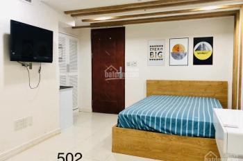 Phòng studio cho thuê quận 5 đầy đủ nội thất