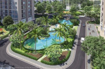 Vinhomes Ocean Park, 2 phòng ngủ 2 WC rẻ nhất, 1,9 tỷ, một bước ra hồ cát trắng. PKD 0966 834 865