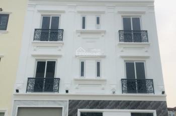 Nhà 2 lầu (9*4m) sổ CN đủ, 380 Phạm Văn Chiêu, phường 9, Quận Gò Vấp, thiết kế kiến trúc Châu Âu