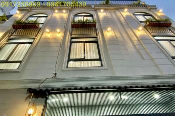 Bán gấp căn nhà phố rất đẹp nằm ngay 1 trục đường Cây Trâm phường 9 Gò Vấp