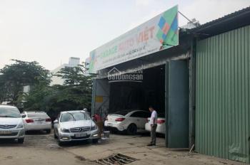 Bán đất mặt tiền vị trí đẹp phường An Phú, Quận 2