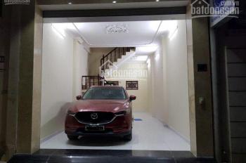 Nhà cực đẹp 5 tầng 50 m2 ô tô đỗ trong nhà, ngõ rộng 2 ô tô tránh, trung tâm Ngã tư Sở 8.1 tỷ