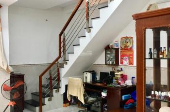 Nhà Tân Phú xây mới keng 1T, 1L, 2PN, 2vs, bc, giá cực rẻ 60triệu/m2, bán để trả nợ, 0972 457 427