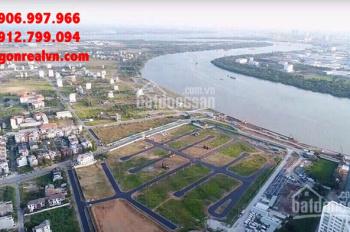 Bán đất SaiGon Mystery Hưng Thịnh Q2, ngay cầu Thời Đại Thạnh Mỹ Lợi, MT sông 83tr/m2. 0906997966
