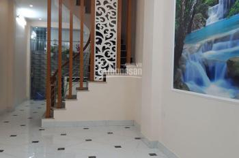 Bán nhà Trương Định, 39m2, 4 tầng, ngõ rộng, 4 phòng ngủ thoáng, giá 3.45 tỷ