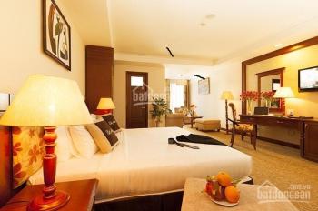 Bán khách sạn vị trí vàng mặt tiền Đông Du, phường Bến Nghé, Quận 1. DT 7.65x13m, 2 hầm, 10 lầu