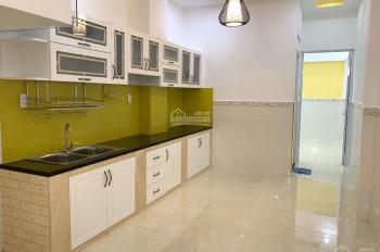 Bán nhà mới đường Nơ Trang Long, phường 12, Bình Thạnh, 60m2, 3PN, giá chỉ 4.3 tỷ