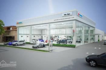 Cho thuê nhà 500m2, MT 30m mặt phố ngã tư Lê Đức Thọ làm showroom, siêu thị. LH 0974585078