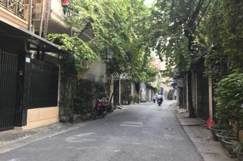 Bán nhà khu phân lô ngõ 167 Trương Định, Hai Bà Trưng, 47m2x5T mới đẹp, 5,1 tỷ, ô tô vào nhà