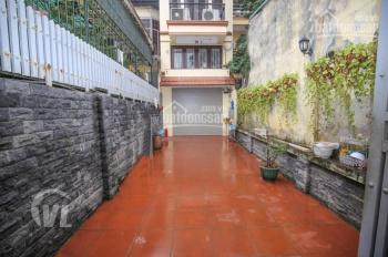 Khu vực: Cho thuê nhà trong ngõ phố Đặng Thai Mai - Quảng An - Tây Hồ - HN
