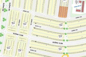 Diệp Minh Châu đường 7.5m hai mặt tiền vệt cây xanh vị trí như trong hình, Hòa Xuân. LH: 0935666742