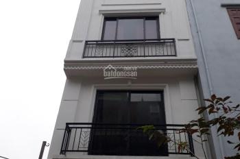Bán nhà đẹp xây mới gần phố Bà Triệu, Hà Đông (5Tx37m2), thiết kế đẹp, ô tô đỗ đỗ cửa. 0979070540