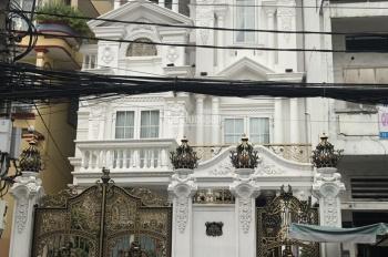 Nhà MT Ngô Thị Thu Minh Phường 3, Quận Tân Bình, DT: 8.4 x 18m, nở hậu đều ra 8.6m. Giá 32.5 tỷ TL