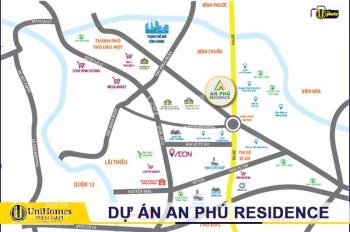Mua đất An Phú ngay mặt tiền DT 743 nhận ngay 3 cây vàng, LH: 0988.344.470