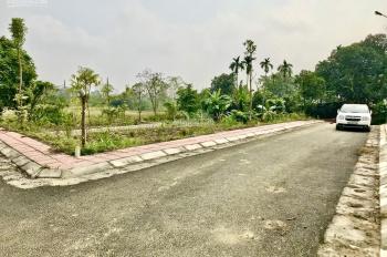 Đất full sổ khu Hoà Lạc, kí túc làng đại học Quốc Gia - diện tích 162m2 giá 8tr5/m2