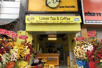 Sang lỗ trước tết quán cf trà sữa 68 Phạm Văn Đồng, P3, Q. Gò Vấp