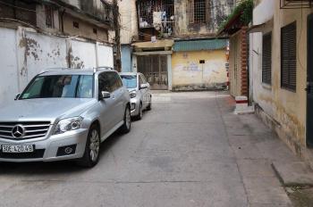 Bán nhà khu phân lô ngõ 167 Trương Định, Hai Bà Trưng, 47m2 x 5T mới đẹp, 5.1 tỷ, ô tô 4C vào nhà