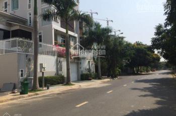 Bán đất biệt thự Villa Thủ Thiêm, lô góc 2 mặt tiền, vị trí đẹp, giá 78tr/m2. LH: 0767652356