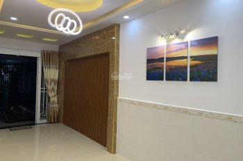 Chủ nhà nợ tiền cần bán gấp nhà đẹp Nơ Trang Long, Bình Thạnh, 60m2, 4.3 tỷ TL HXH