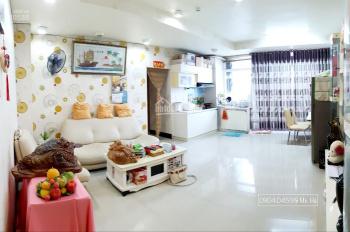 Bán căn 82m2 (2PN 2WC) Hoàng Kim Thế Gia full nội thất, sổ hồng, TT 700tr ở ngay