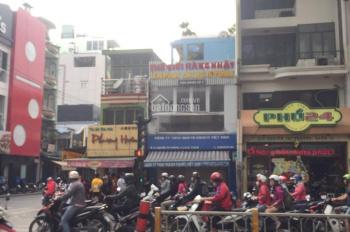 Cho thuê nhà góc ngã 4 Nguyễn Tri Phương và Hòa Hảo quận 10