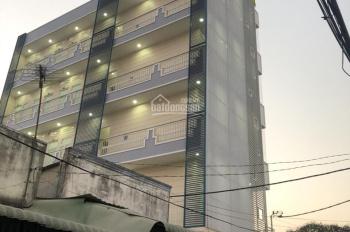 Bán nhà 2MT HXH Lê Văn Việt, P. Long Thạnh Mỹ, Q. 9. DT 10x20m, 4 lầu, đang cho thuê 100tr/th