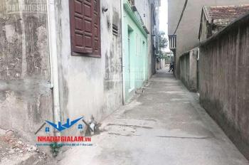 Bán 54m2 đất thổ cư tại Thượng Cát, Thượng Thanh, Long Biên. Đường xe máy, hướng Bắc